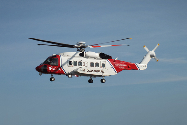 Bristow's UK SAR contract extended until 2026