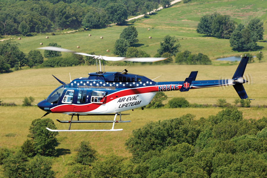 Air medical associations ask for relief