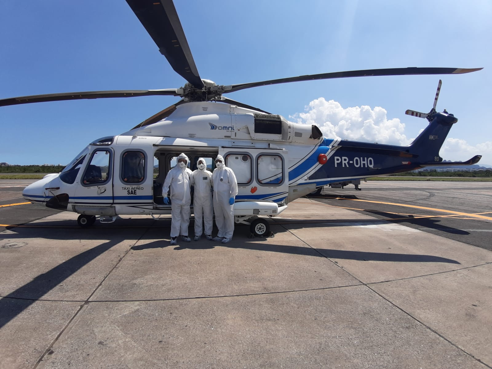 Editor's Comment: Helo pilots keeping t..