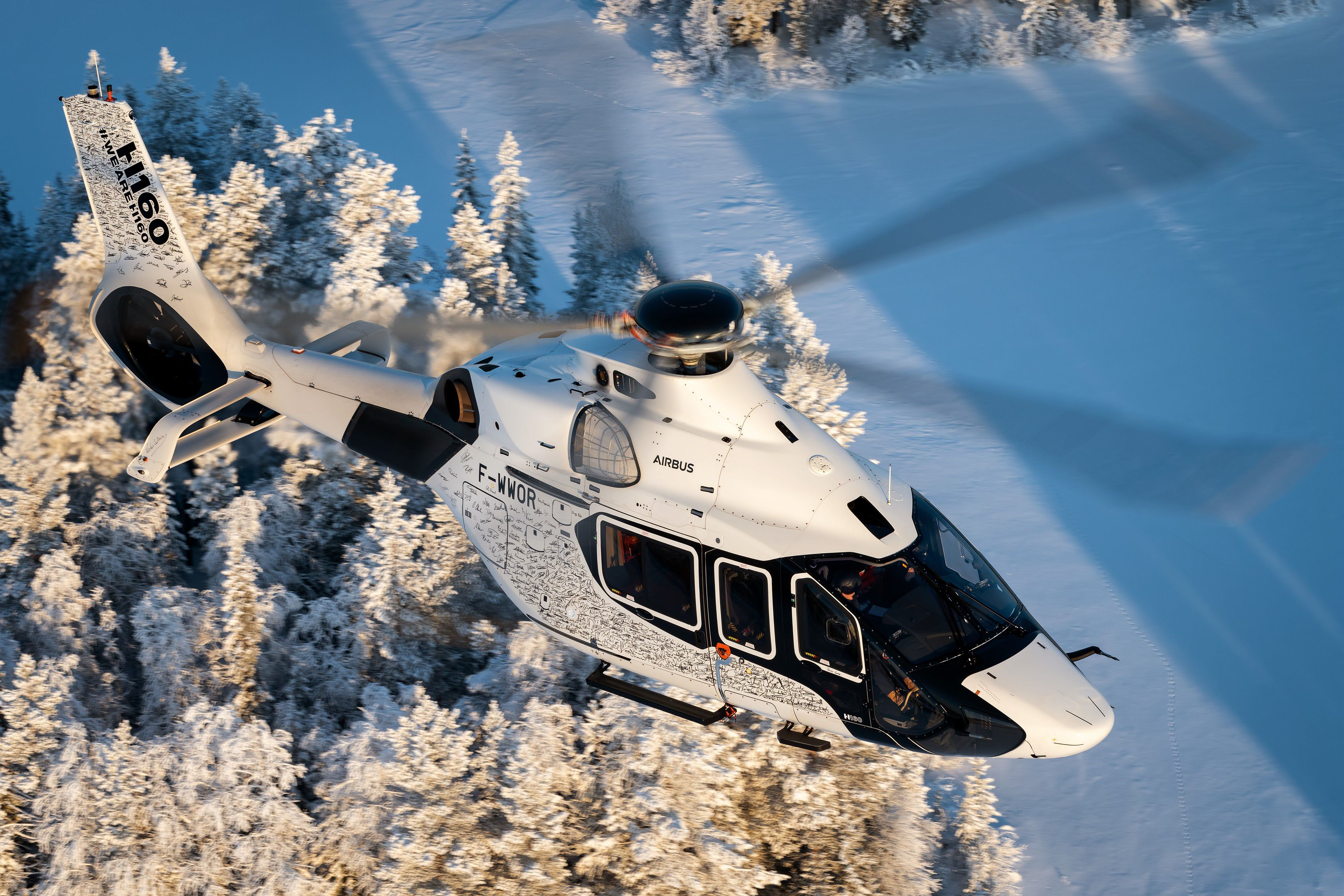 Cobham to be Line Fit on the Airbus H160