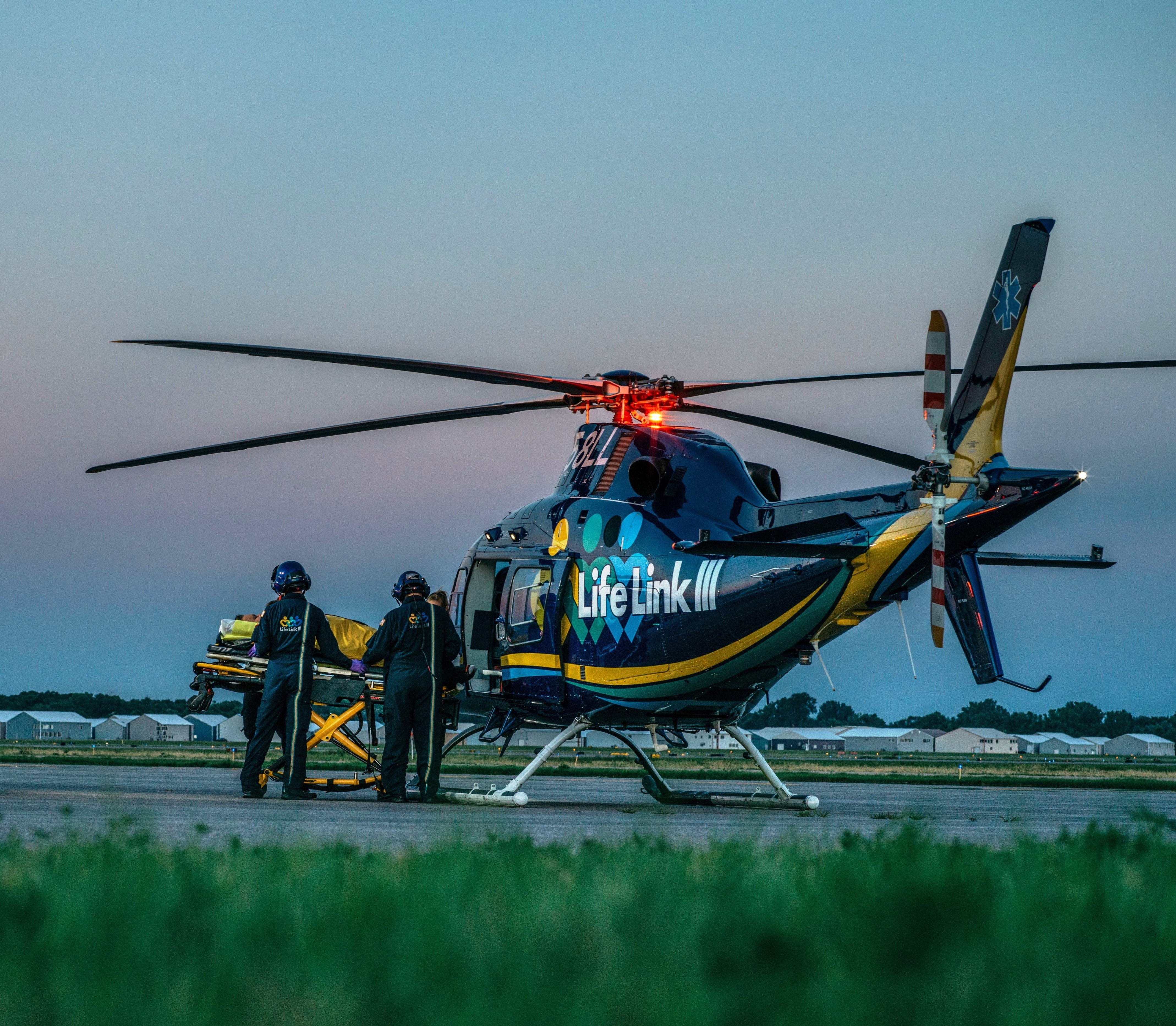 Life Link III orders first IFR-certified AW119 for the civil market