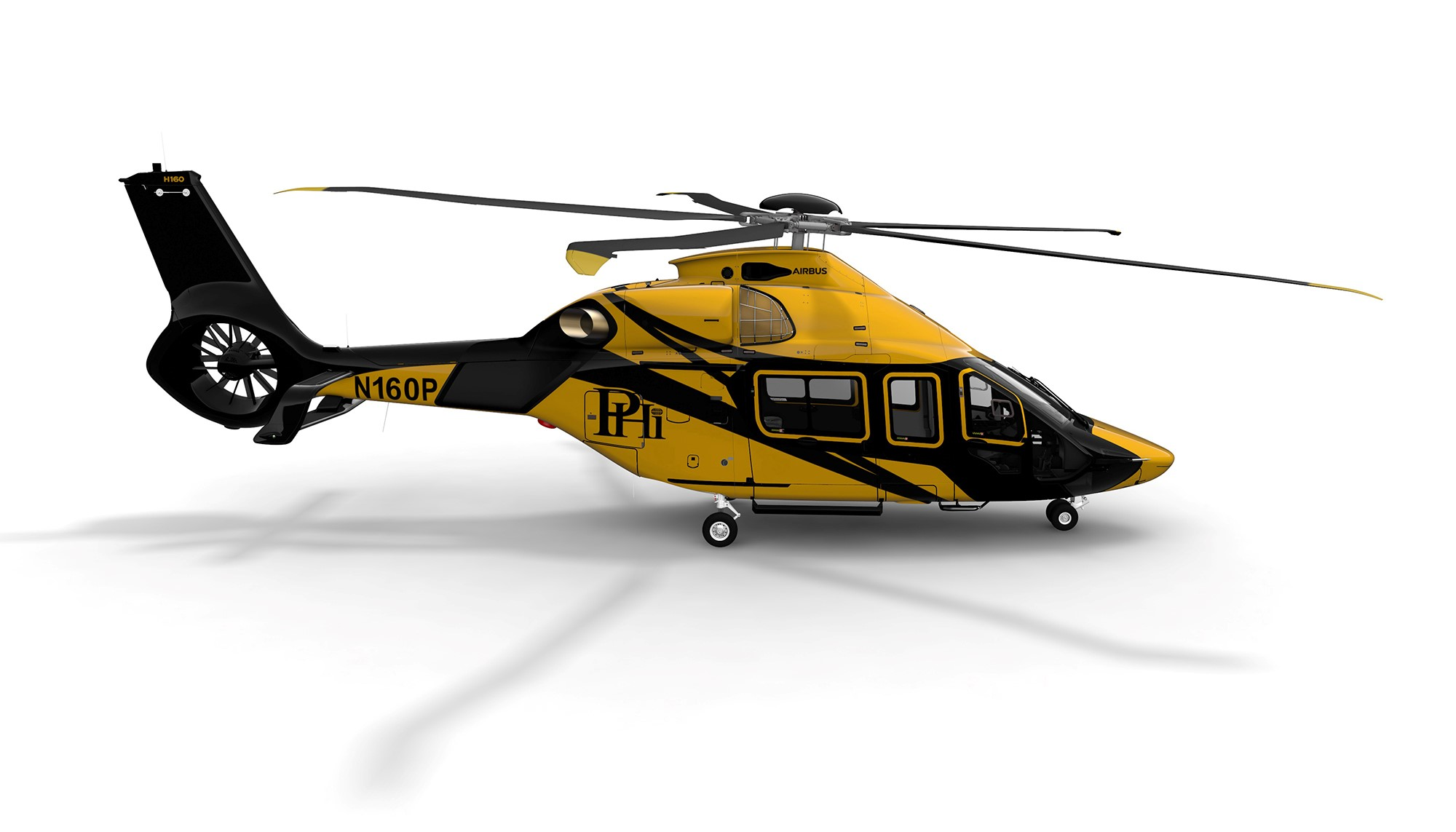 Shell selects H160 for operation by PHI in Gulf of Mexico