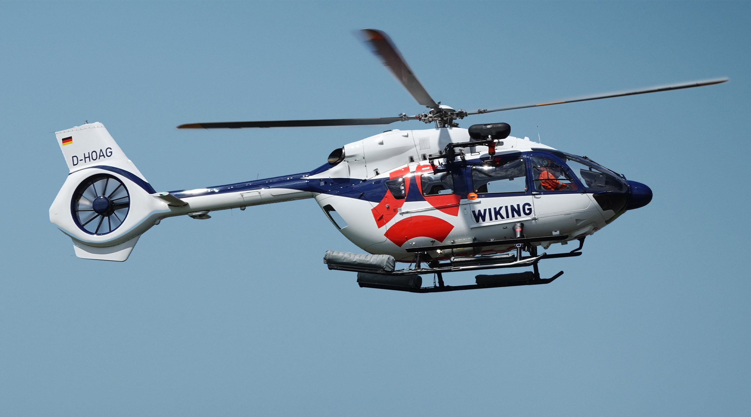 Milestone and Viking agree H145 lease extension