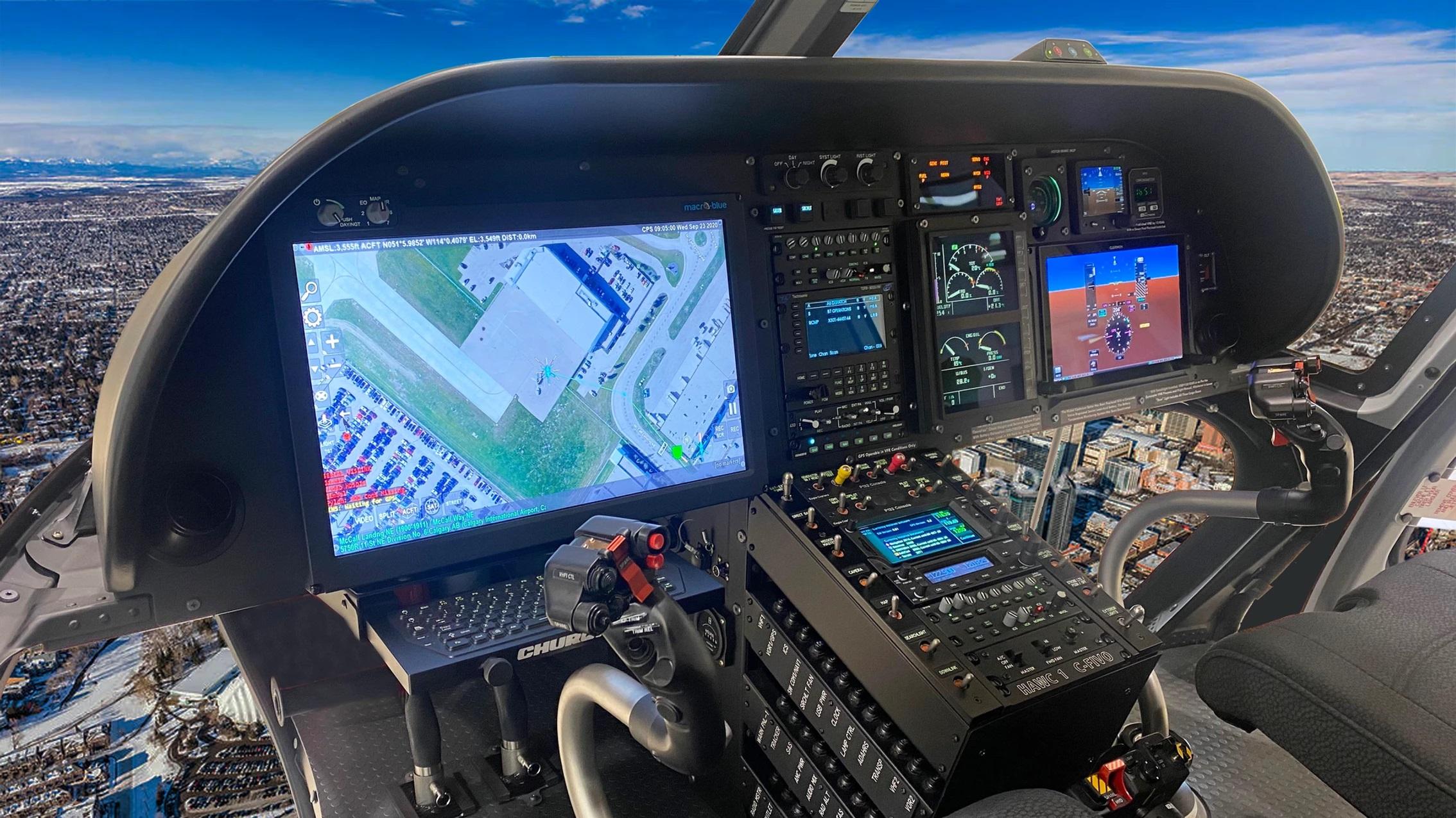 Dallas Avionics to sell AEM digital audio systems