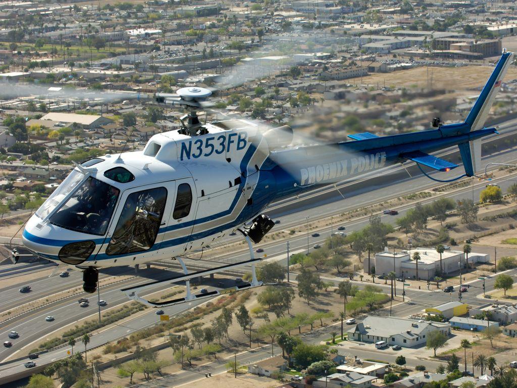 Phoenix Police Department orders five H125s